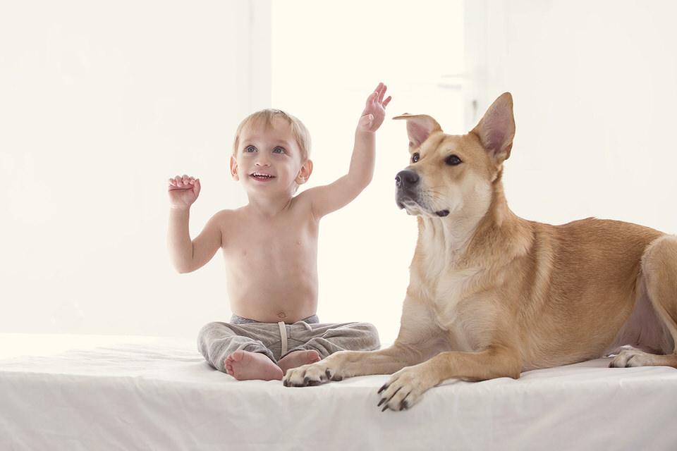 צילומי ילדים ותינוקות